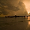 ....Fort Myers fishing pier...
